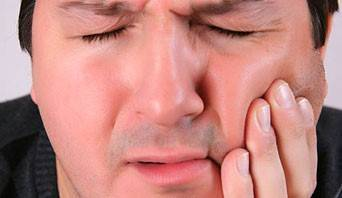 دندان درد شبانه