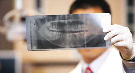 تشخیص پوسیدگی دندان ها از روی عکس